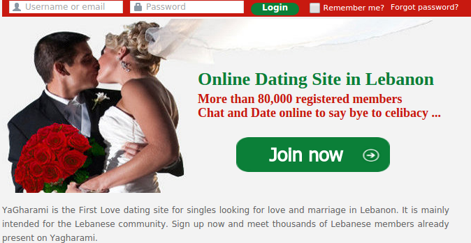 lebanese online dating sites
